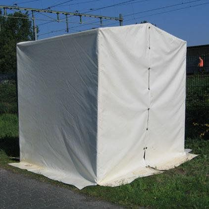 Cepro Outdoor Welding Tent & Products - Sellstrom