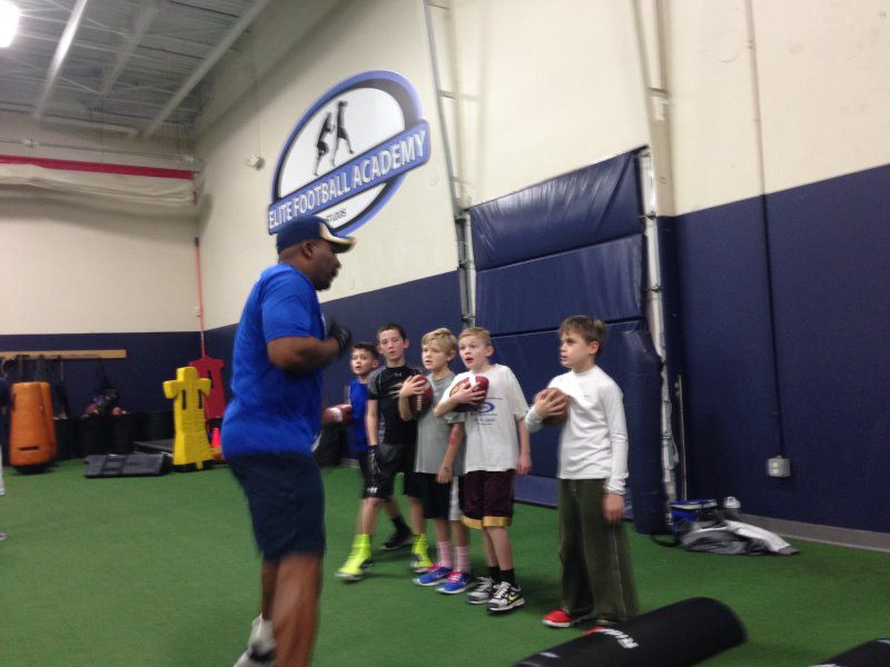 Headquartered In St Louis Missouri And Home To Many Of The Nations Top Football Skill Development Athletic Performance Coaches Elite Football Academy