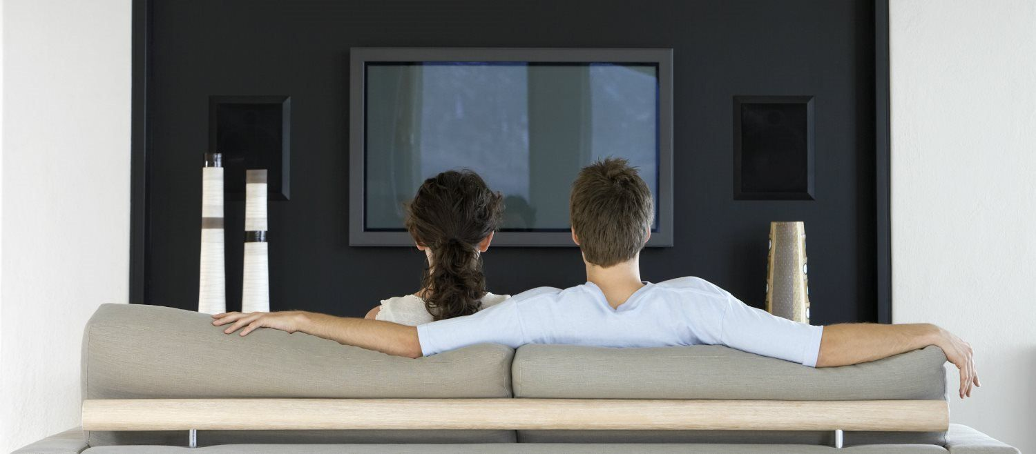 Wire Concealment - We Mount TVs a TV Installation Service