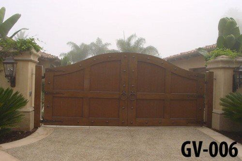 Auto Entry Gate