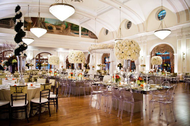 Weddings Crystal Ballroom