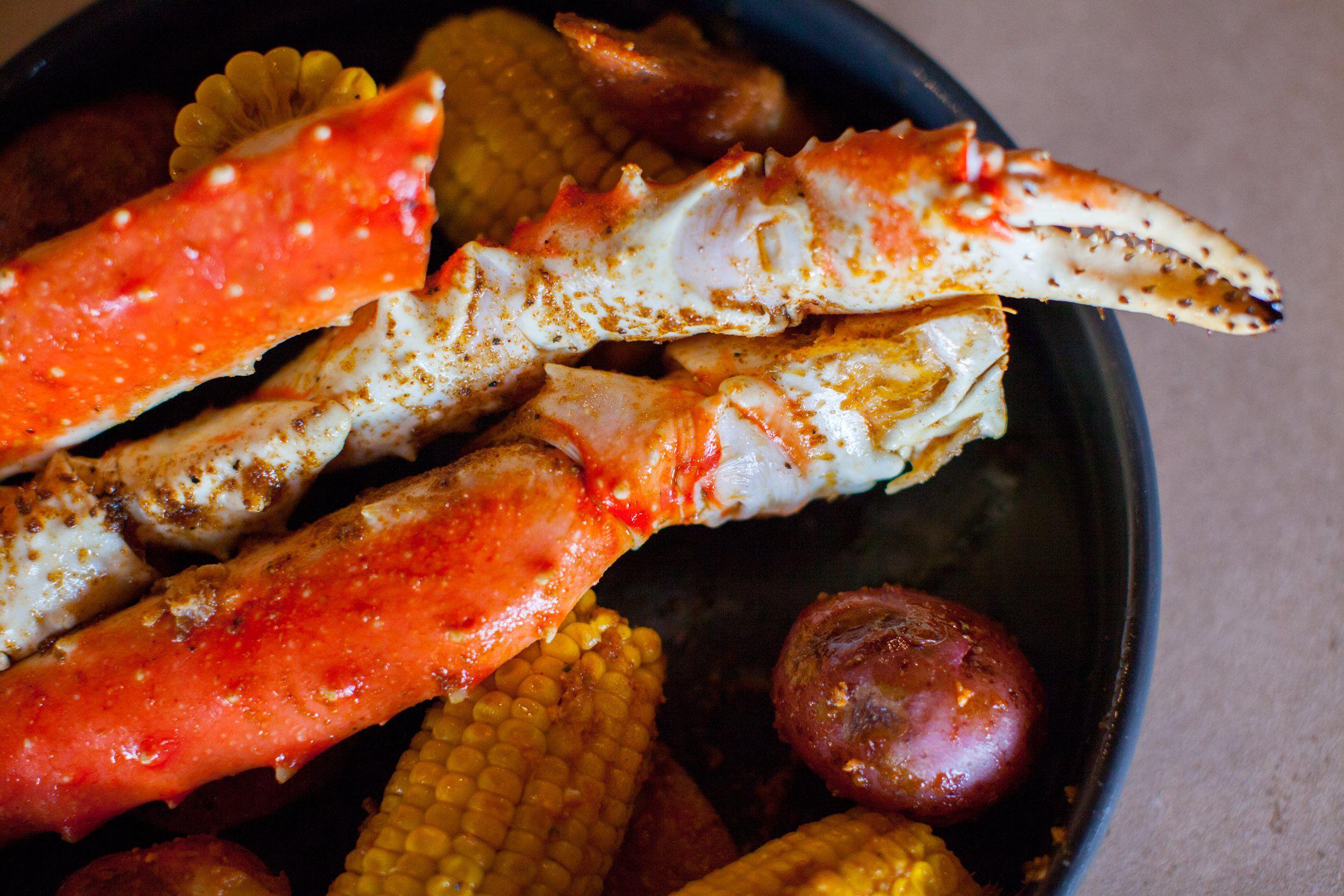 Food Menu List - Chasin' Tails