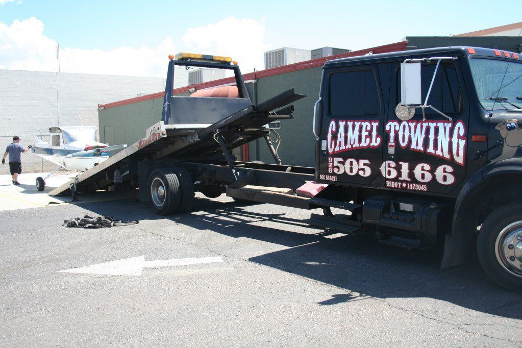 Home - Camel Towing