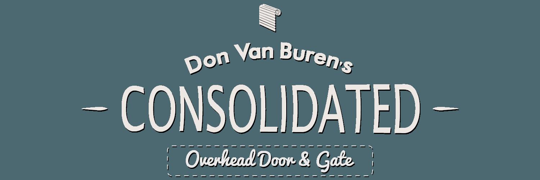 Beau Consolidated Overhead Door U0026 Gate Brandstamp