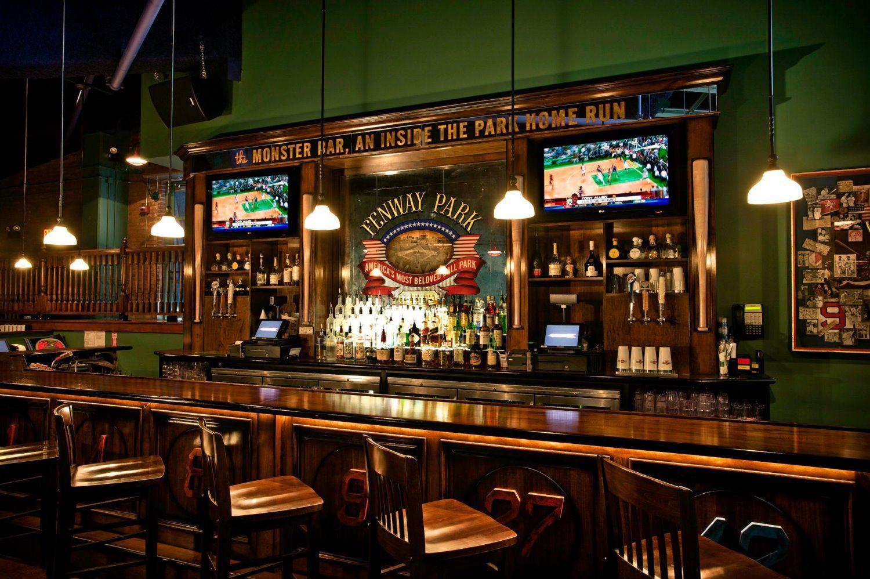 Fenway Park Restaurants And Bars