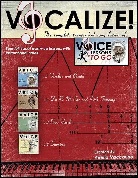 Store - Voice Lessons To Go Singing Lesson CDs,vocal teacher