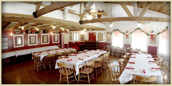 Plan Your Event The Barn Door Restaurant