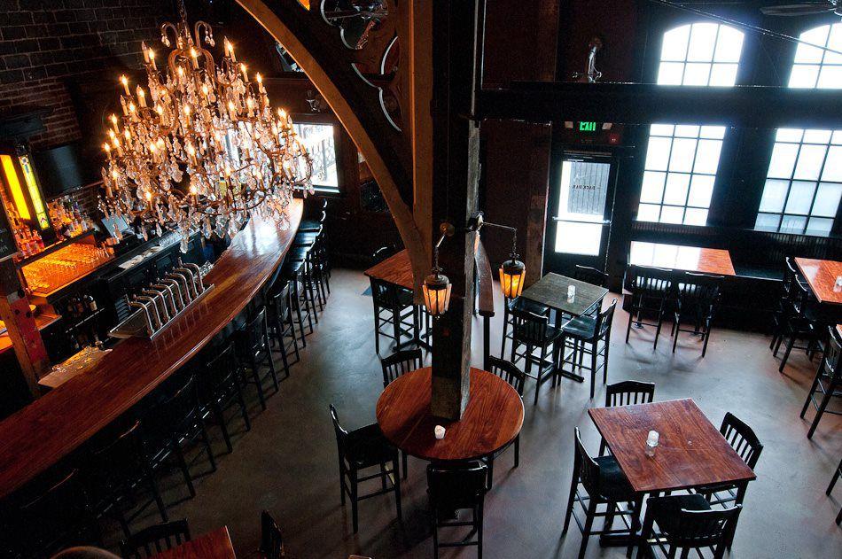 Back Bar - Bastille Cafe & Bar | Seattle\'s Premier Neighborhood Hang Out