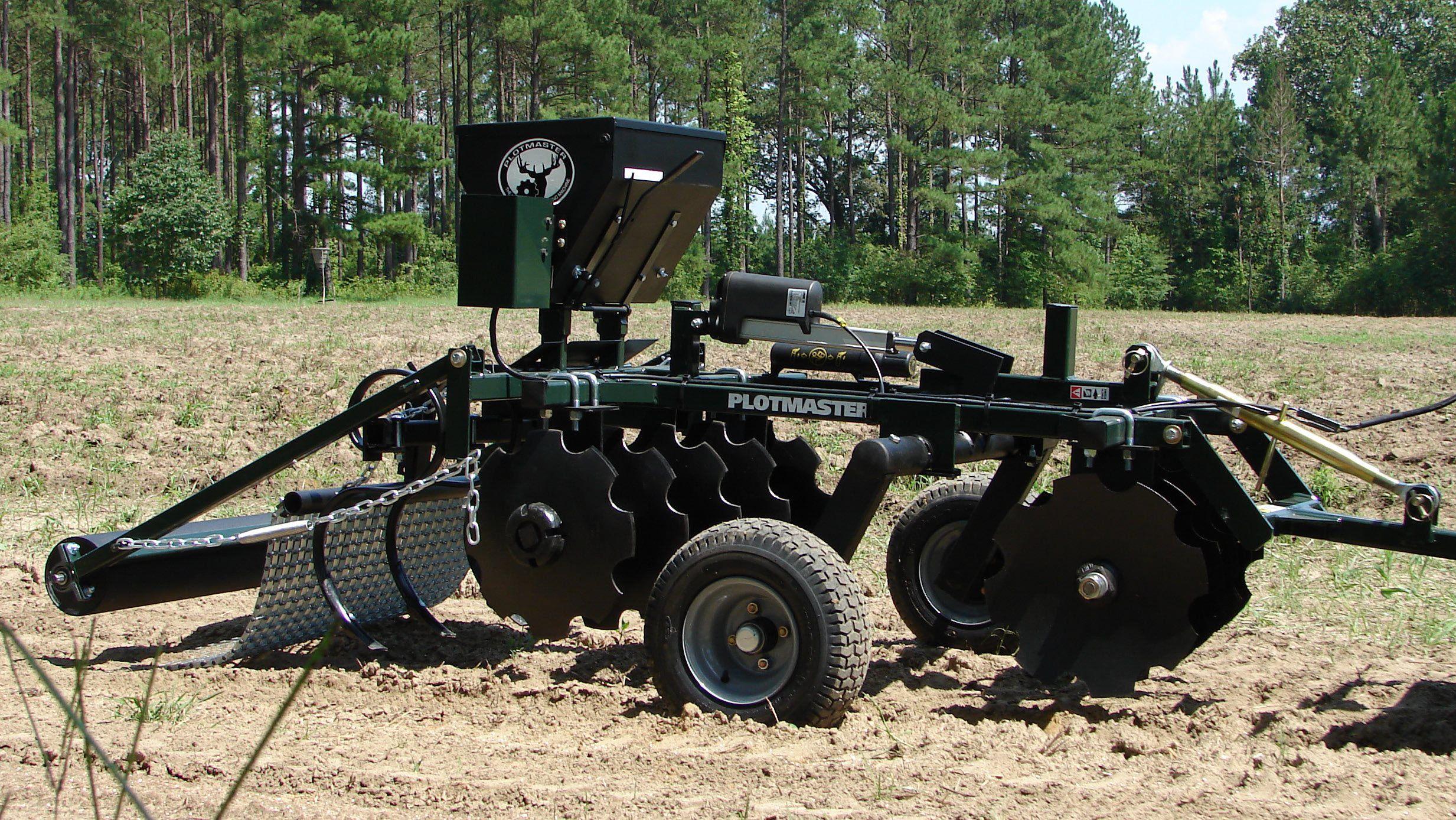 Hunter 300 - Planting