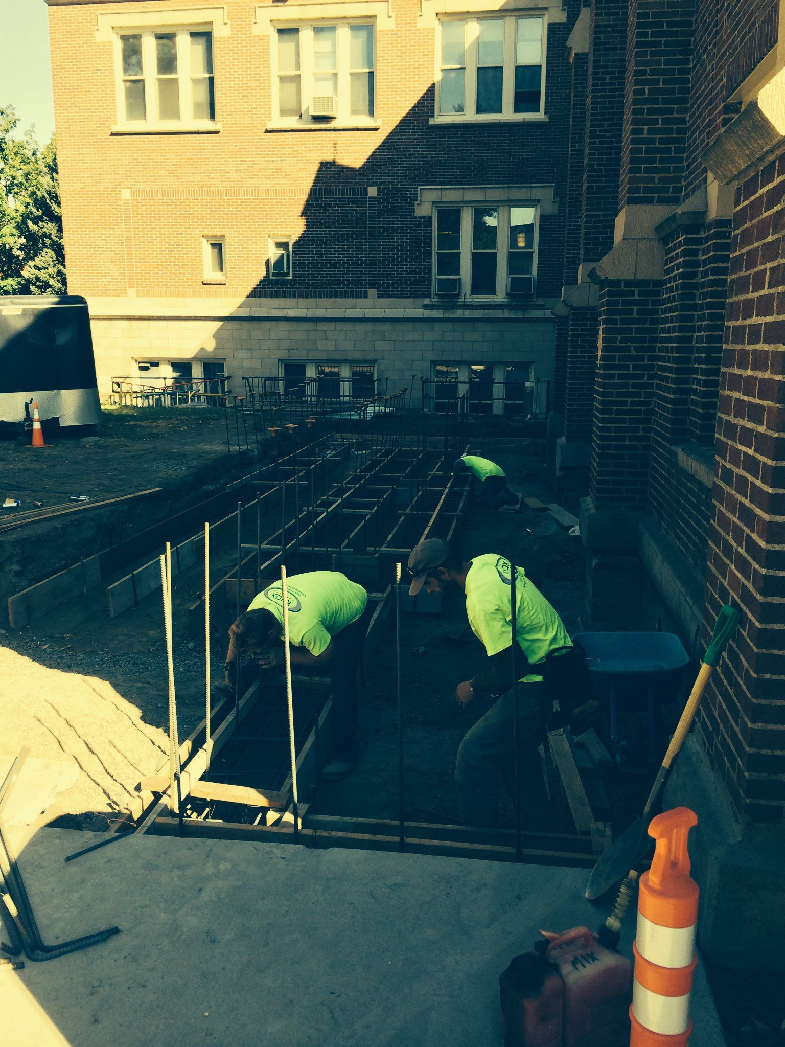 Commercial Projects Knox Concrete Llc