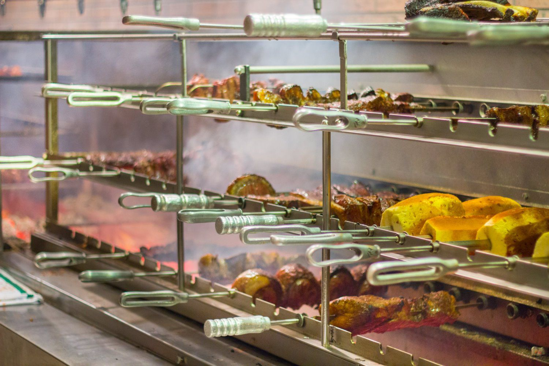 image about Rioz Brazilian Steakhouse Printable Coupons referred to as Menu - Rioz Brazilian Steakhouse - Rioz Brazilian Steakhouse