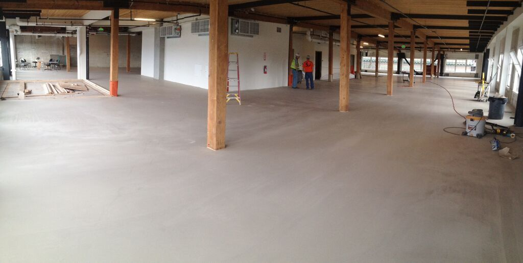 Floor Leveling - Janes Gypsum Floors
