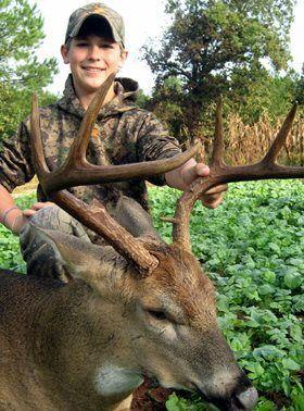 Deer Hunting Trips in Georgia | Woods N Water Inc  - Woods N