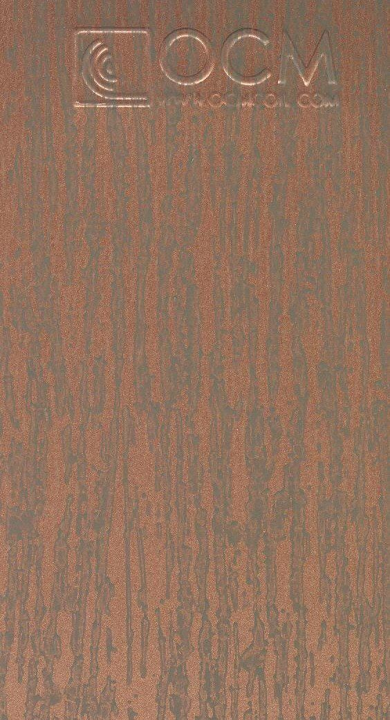 K5 Rustic Metal Finishes Painted Steel Aluminum Coil