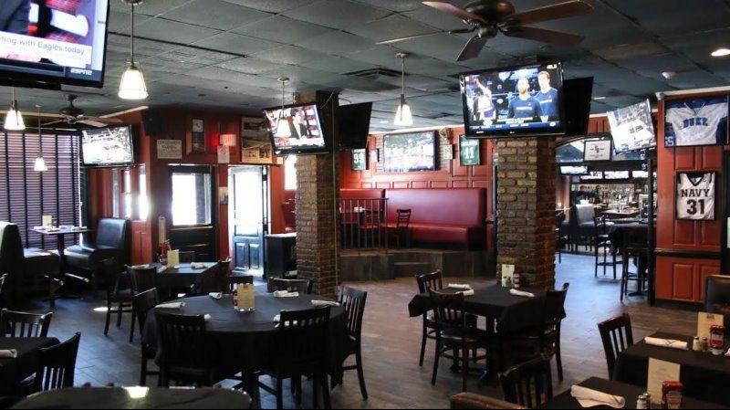 the bench sports bar