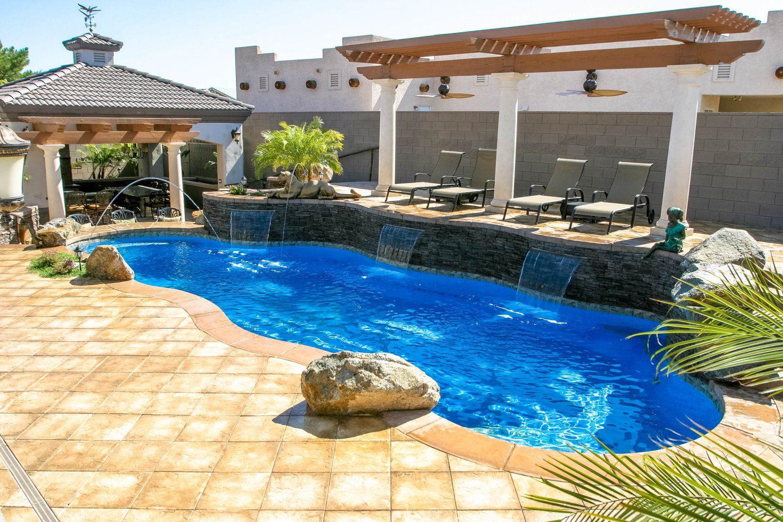 gunite pools aquatic pools and landscape