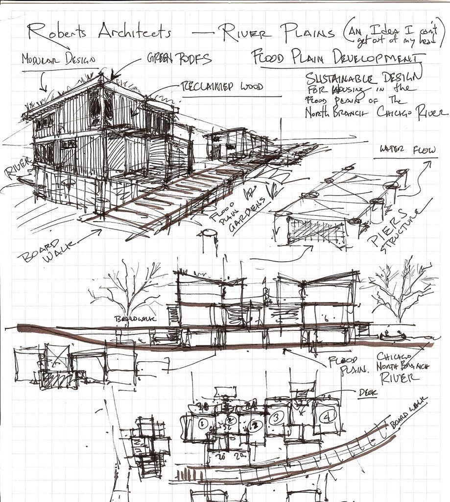 Sketch Book - Roberts Architects Ltd Roberts Construction -2030