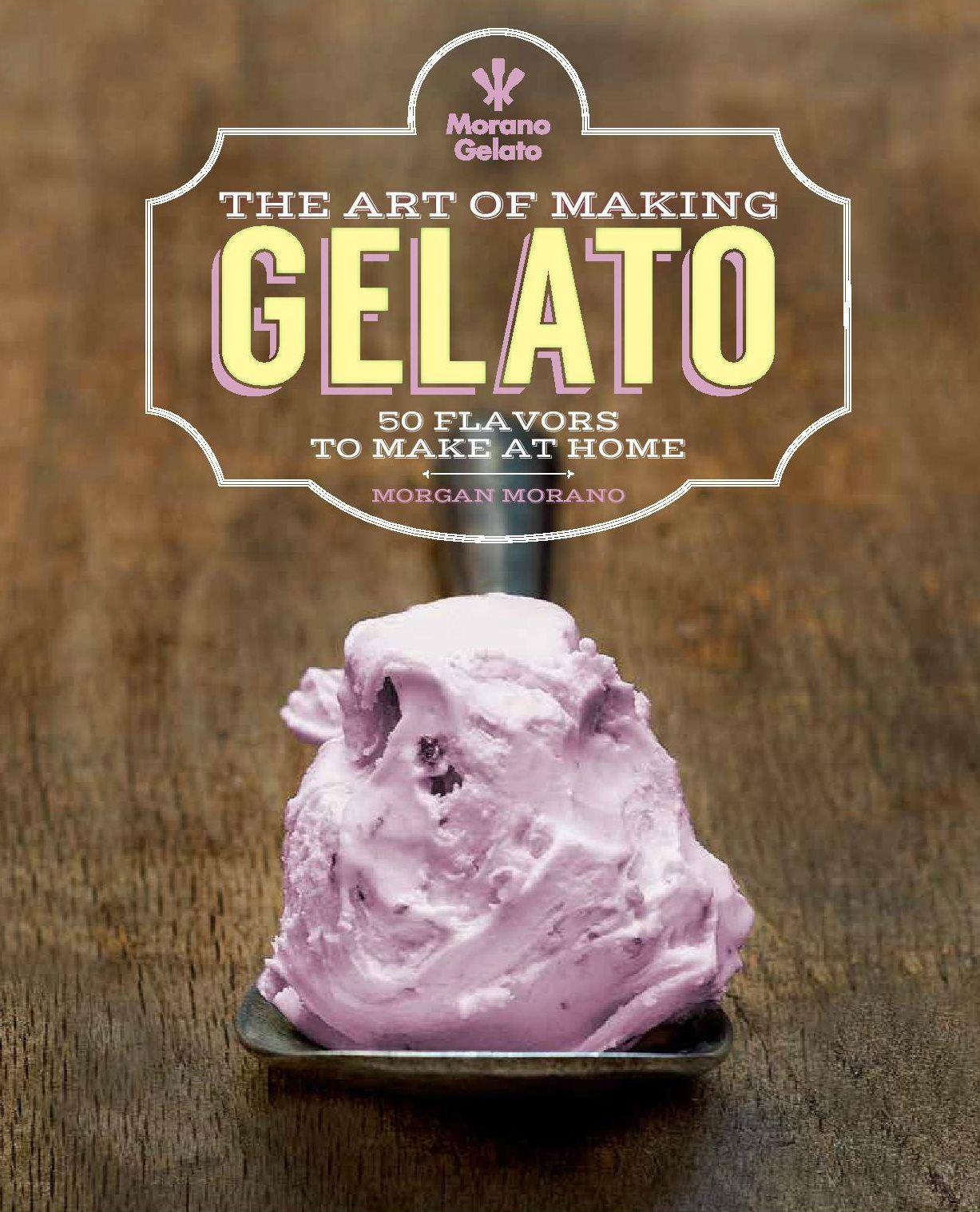 Easy to make gelato recipes