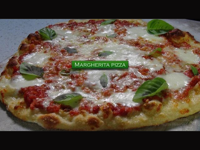 Pizzas the real deal cooking channel margherita pizza forumfinder Gallery