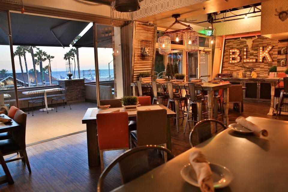 Huntington Beach Restaurants Blk Earth Sea Spirits