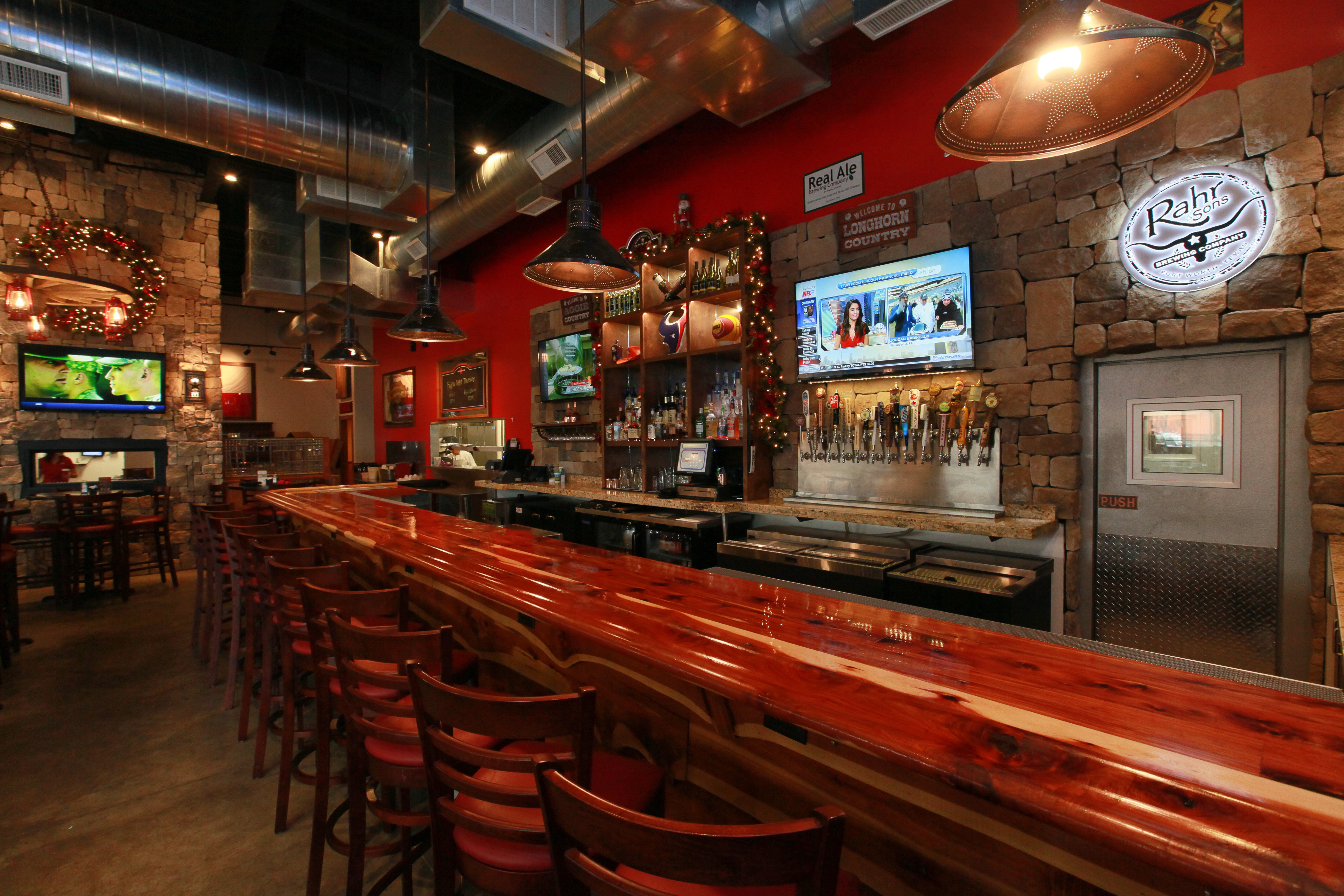 A Great Place To Dine And Spend Time With Friends Family In Katy Texas Mesquite Grill Offers Excellent Steaks Chicken More Wonderful