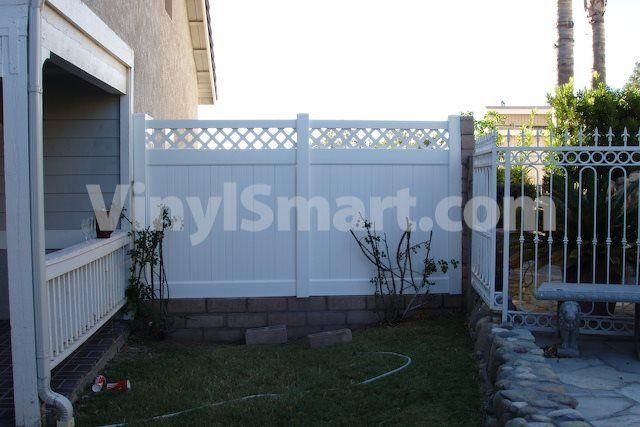 Fencing Fencing Deck Railing Gates Patio Vinyl