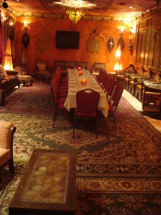 Alhambra Palace Restaurant Chicago Il