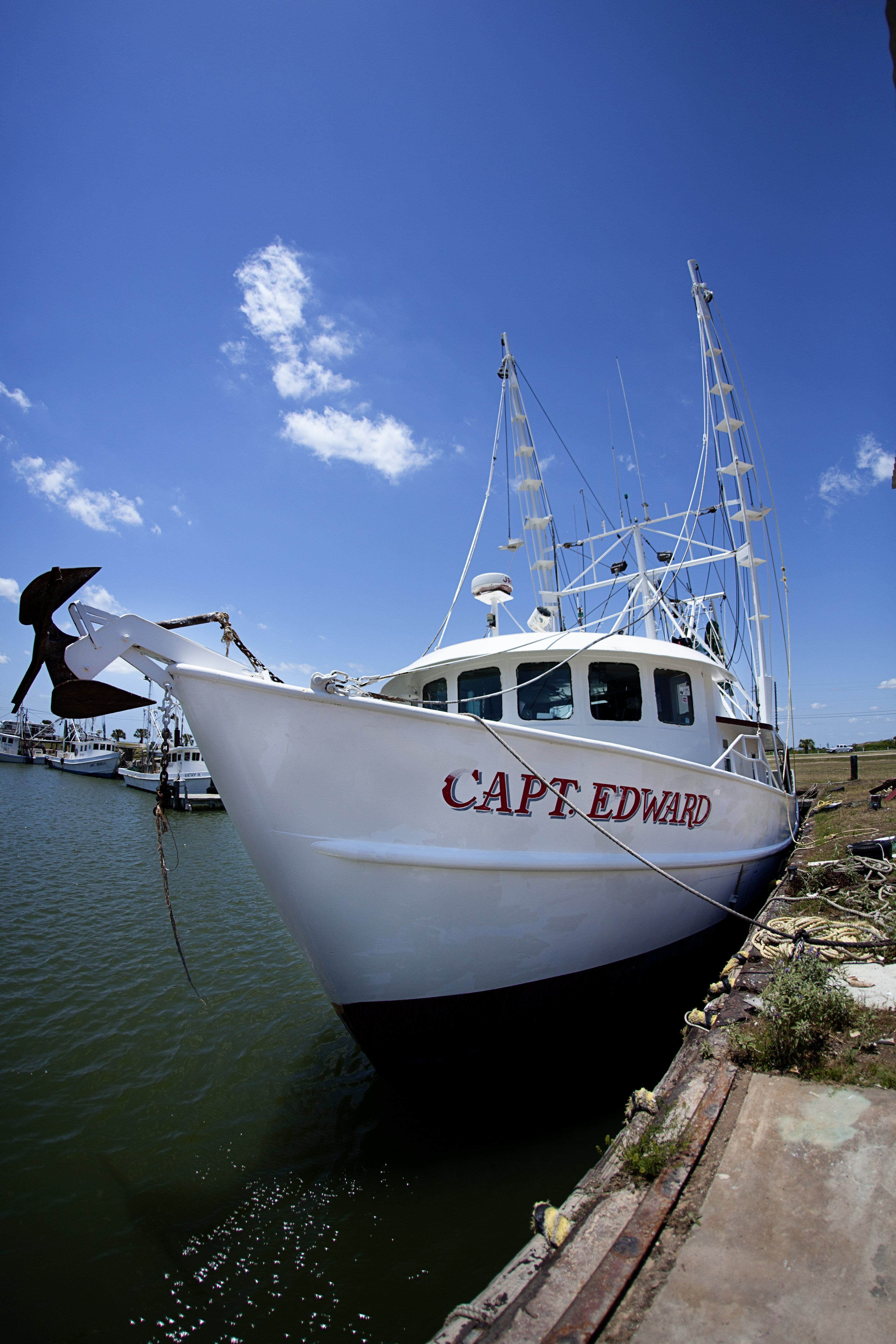 Shrimp tales philly seafood inc for Captain mike s fresh fish seafood
