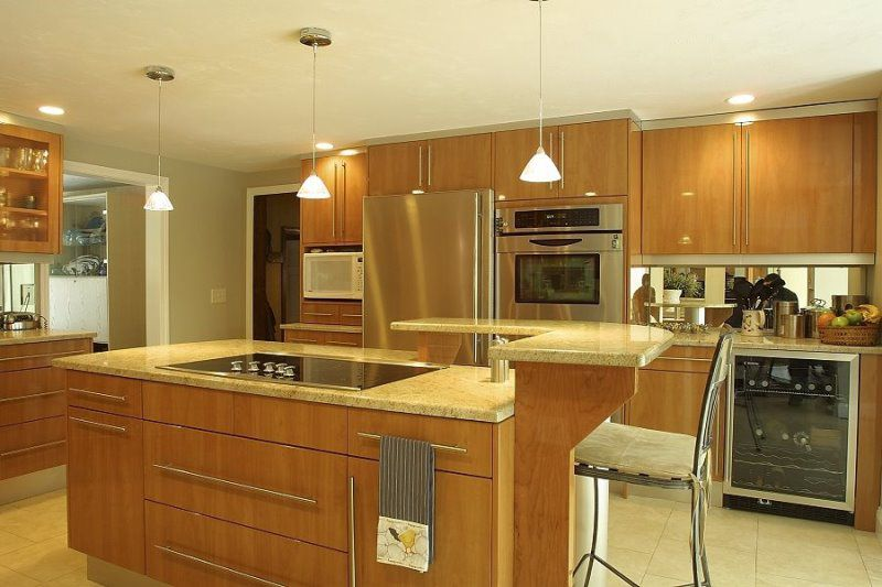 Sterling Modern Kitchen Design