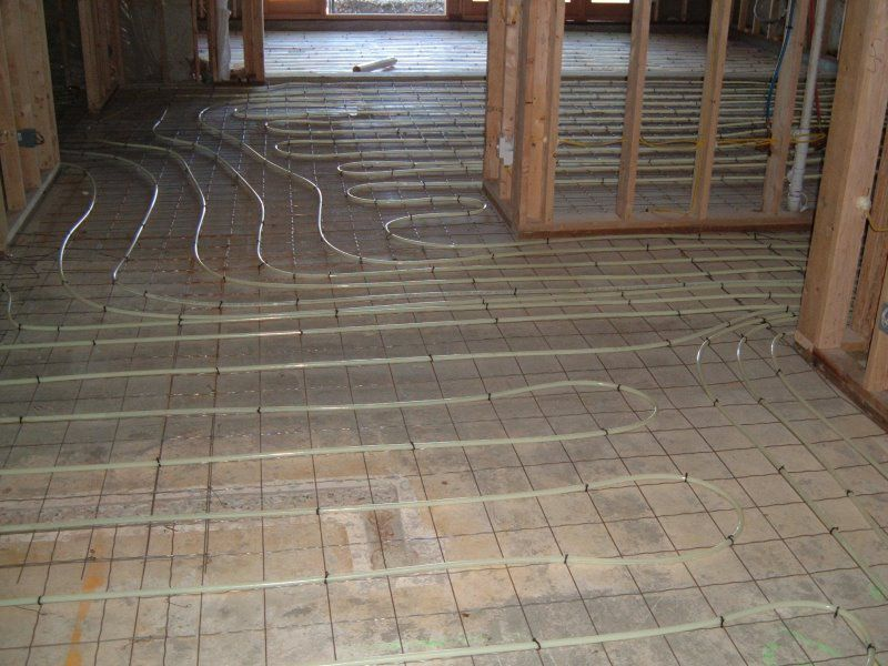 Gypsum Concrete Flooring : Radiant heat thermal mass janes gypsum floors