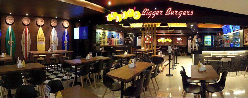 View Our Menu - Teddy's Bigger Burgers