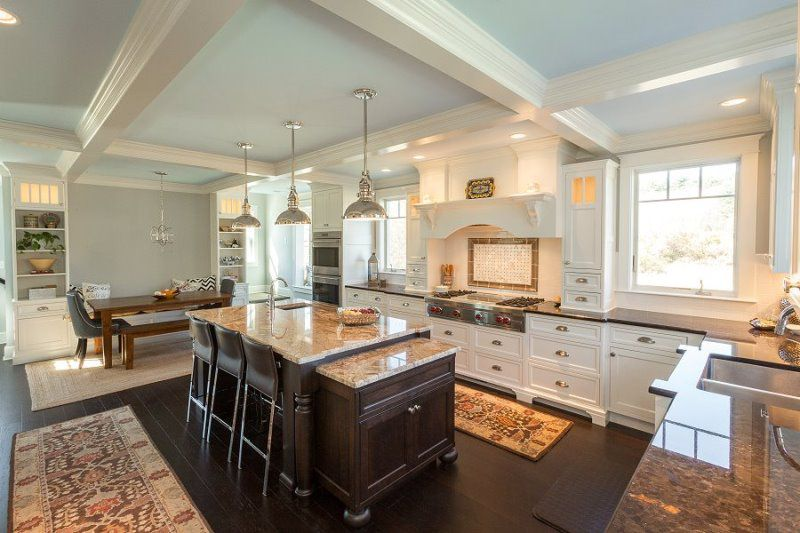 Sterling Modern Kitchen Design - Kitchens By Design, Inc.