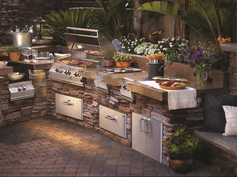 Cookouts And Entertaining Outdoors Will Never Be The Same Once You Have  Experienced The Ease And Luxury Of An Outdoor Kitchen. In South Florida We  Can Cook ...
