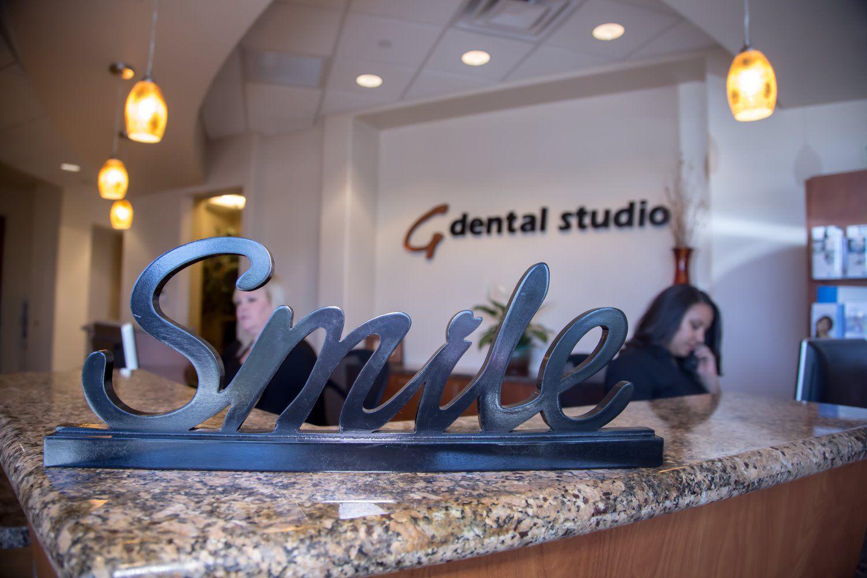 Teeth Whitening - G Dental