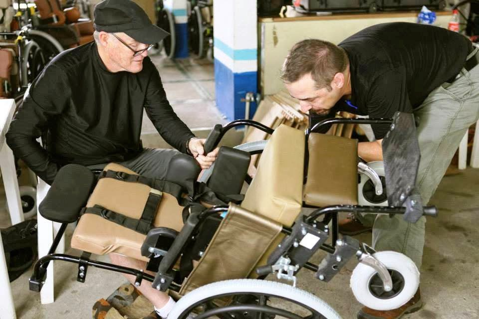 Donate Equipment or In-Kind Donations - Global Mobility USA