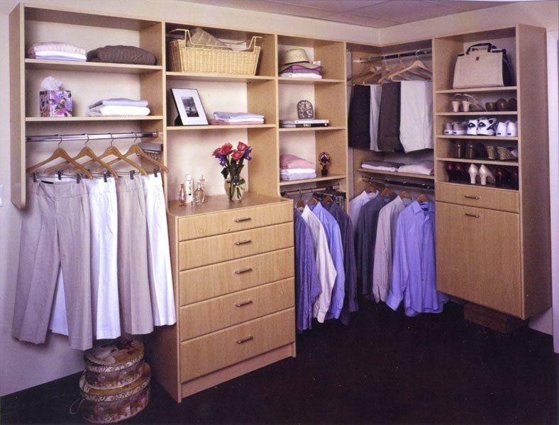 Elegant Great American Closets