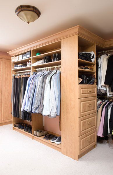 Nice Great American Closets