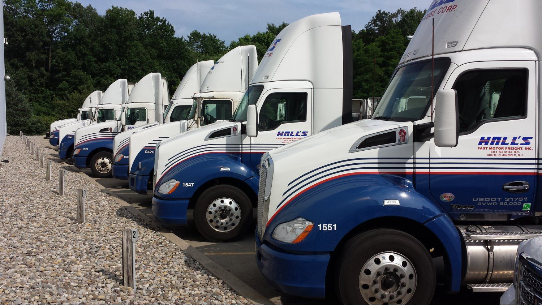 Transportation Service - Hall's Warehouse Corp
