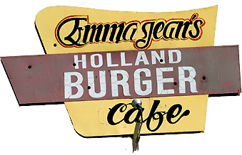 Historic Diner in Victorville CA - Emma Jean's Holland