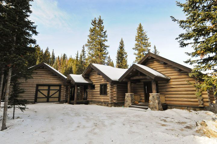 Sustainable beetle pine cabin breckenridge mountain log for Breckenridge cottages