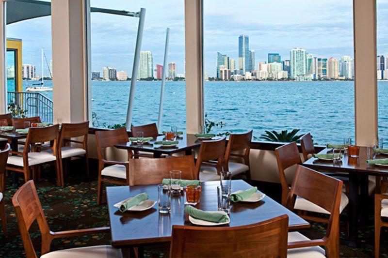 Experience Rusty Pelican Miami