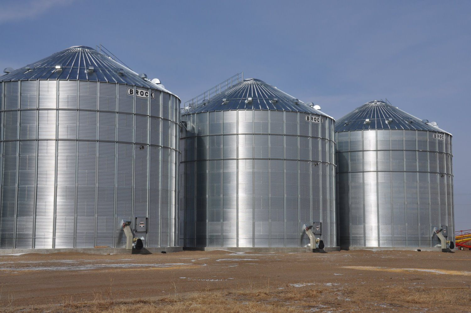 Brock Grain and Feed Systems - Donlin Building