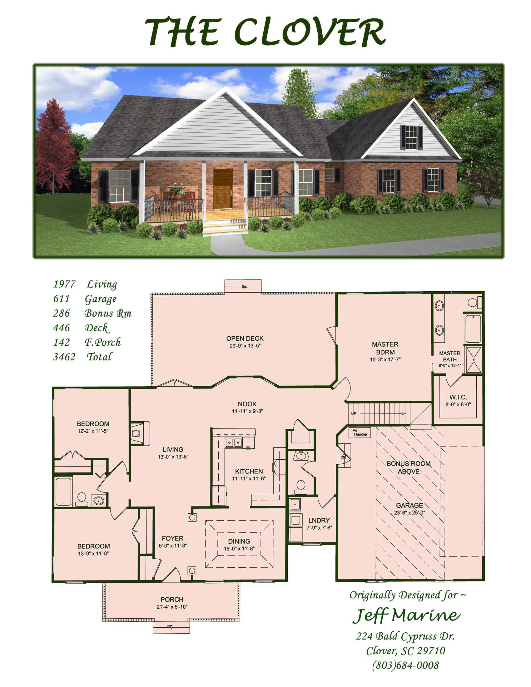 Florida Home Builders Plans House Plan 2017