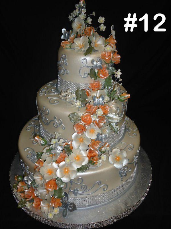 El Bolillo Wedding Cakes