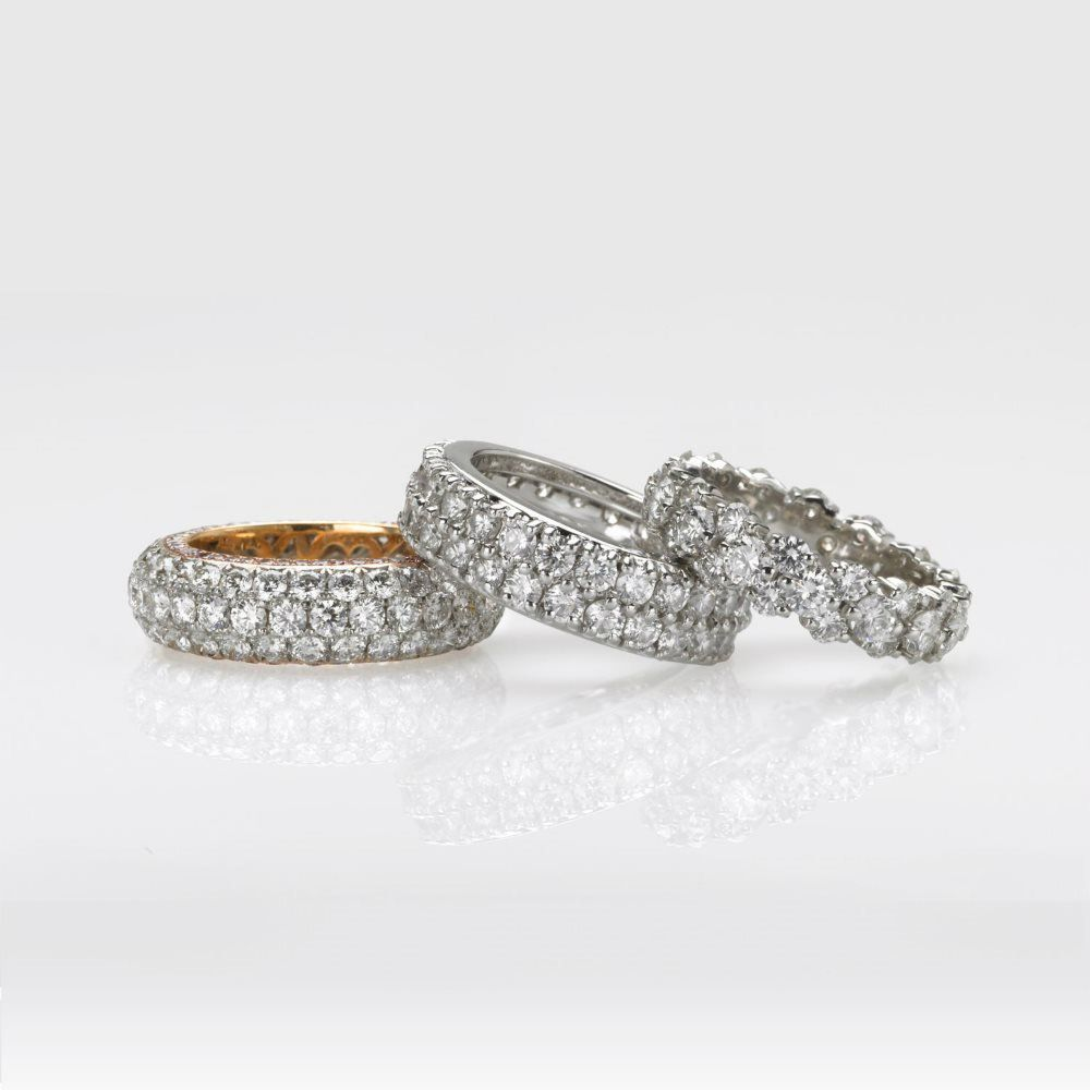 High Quality Diamond Rings - Fabrikant
