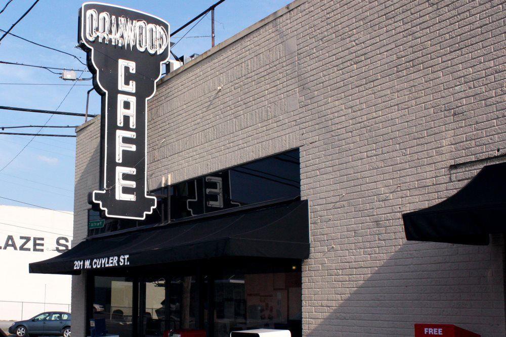 Home - Oakwood Cafe