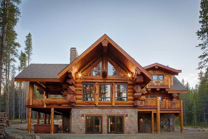 Gallery Mountain Log Homes Of Colorado Inc