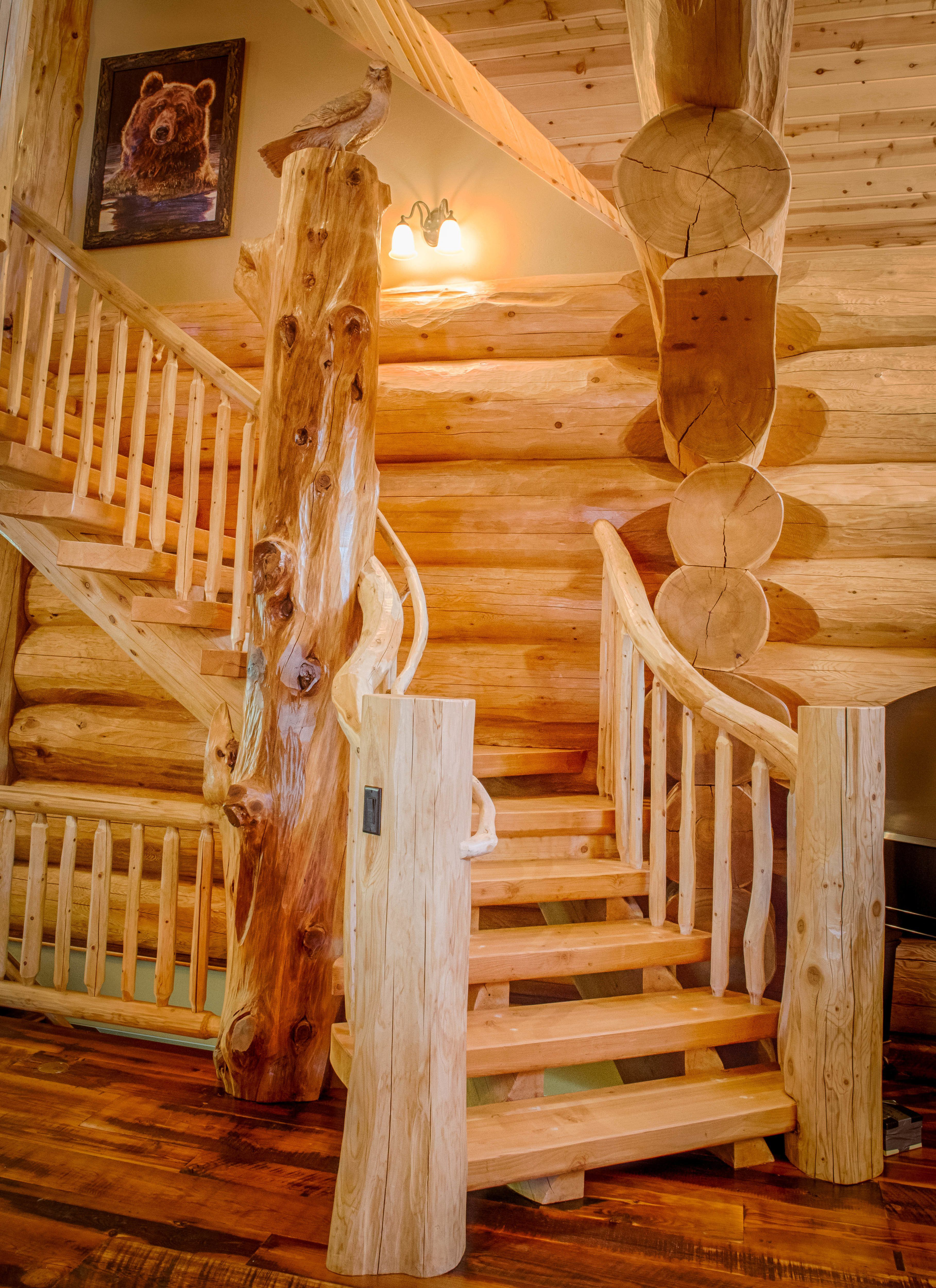 (mountain Log Homes) Part 89