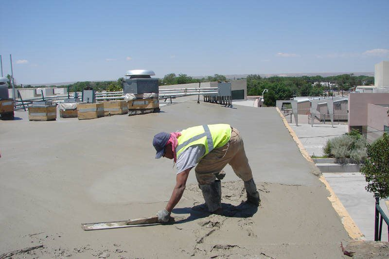 Perlite Insulating Concrete Roof Decks Condeck Corporation