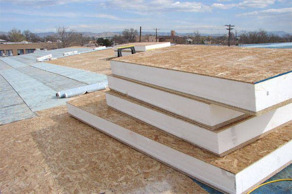 ConDeck Is Certified And Fully Trained By Tectum Inc. To Install Structural Roof  Deck Panels. Where Noise Is A Challenge, Tectum Roof Deck Systems Offer A  ...